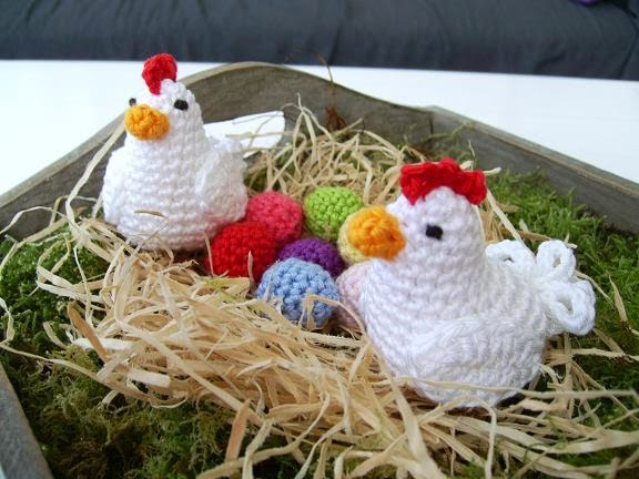 Haakpatronen Voor Pasen